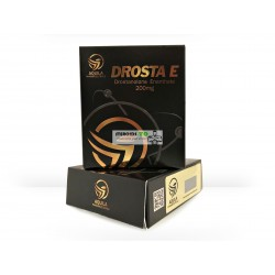 DROSTE E (Drostanolone Enanthate) Aquila Pharmaceuticals 10X1ML ampulle [200 mg / ml]