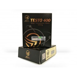 TEST 400 (gemengde testosteronesters) Aquila Pharmaceuticals 10X1ML-ampul [400 mg / ml]