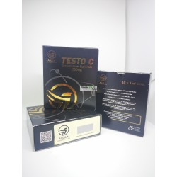 TESTO C (tesztoszteron-cypionát) Aquila Pharmaceuticals 10X1ML ampulla [300 mg / ml]