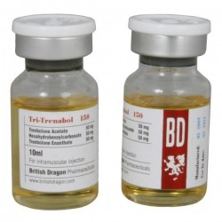 Tri-Trenabol 150 British Dragon 10ml vial [150mg/1ml]