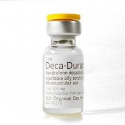 Frasco de 2ml de Deca Durabolin Organon [100mg/1ml]
