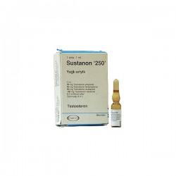 Amp 1ml de Sustanon 250 Organon Turquia [250mg/1ml]