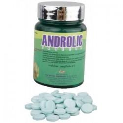 Androlic tabletter britiske Dispensary 100 kategorier [50mg/tab]