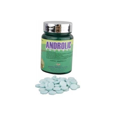 Comprar Androlic tabletas británico dispensario 100 tabs