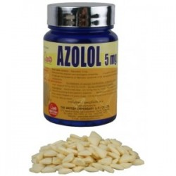 Azolol British Dispensary 400 tabs [5mg/tab]