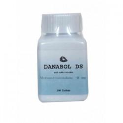 Danabol DS kroppen forskning 500 flikar [10mg/tab]