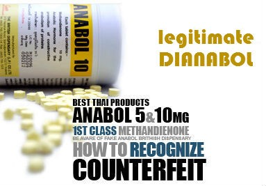 Anabol Tabletten